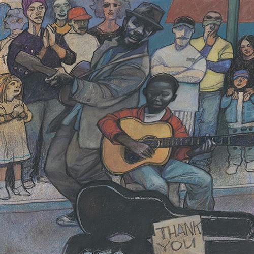 Frankie Finds the Blues by Joel Harper